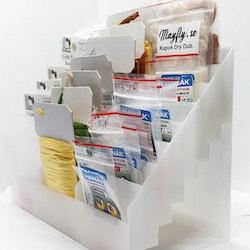 Expandable Bag display.