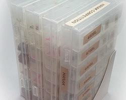Set to assortment box.
