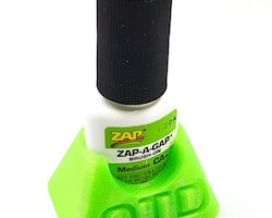 Supportfoot for Zap a Gap superglue