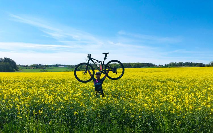 """Föreläsning """"Hur du blir en bättre MTB cyklist"""""""
