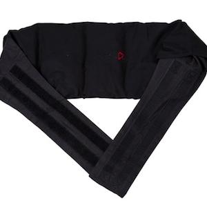 Vetebälte, Originalet, svart