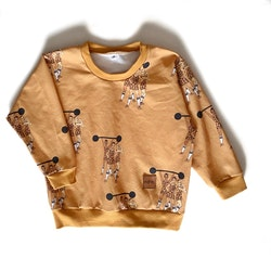 Sweatshirt - Strong Together senap