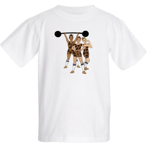 """NY! T-shirt """"Strong Together"""" leo - barn"""