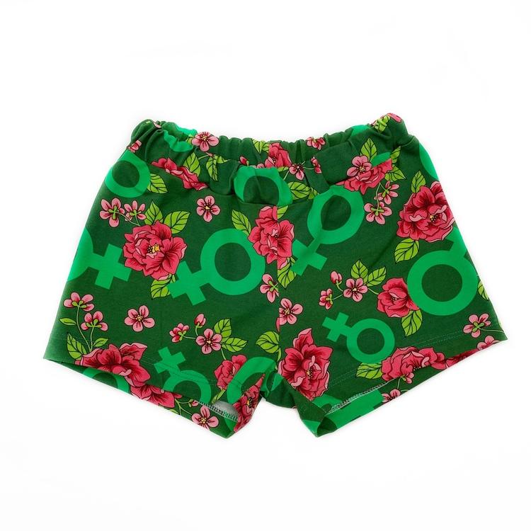 Shorts - Go Girls grön