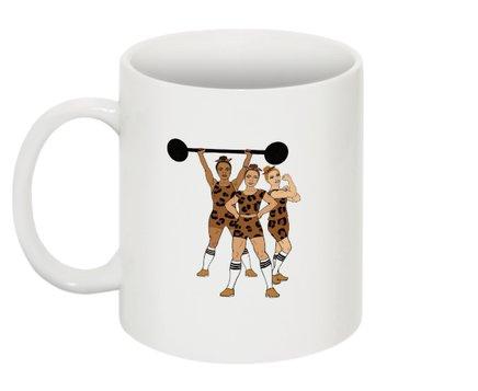 NY! Mugg - Strong Together leo