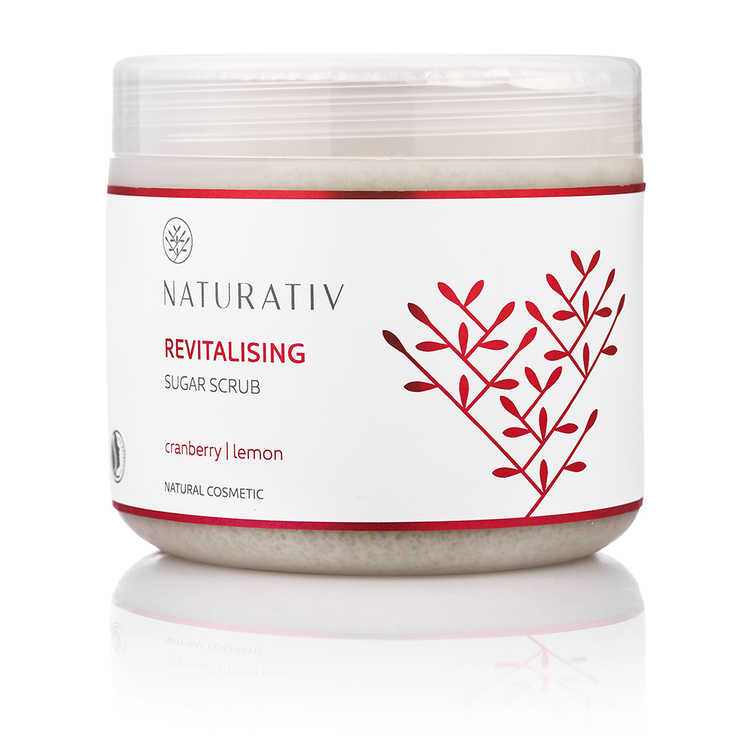 REVITALISING SUGAR BODY SCRUB 500ml