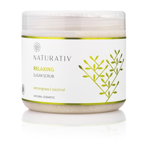 RELAXING SUGAR BODY SCRUB 500ml