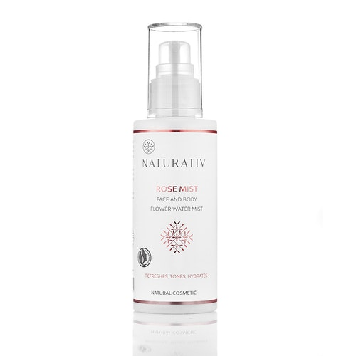 ROSE MIST FACE AND BODY 100ml