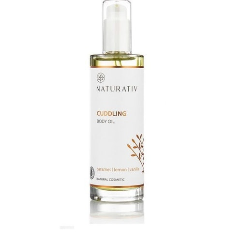 CUDDLING BODY OIL 100ml