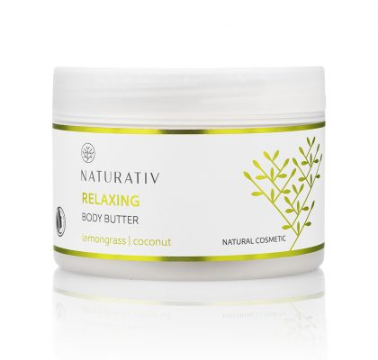 RELAXING BODY BUTTER 250 ml