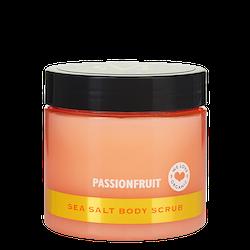 Sea Salt Body Scrub, Passionfruit 275ml