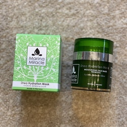 Marina Miracle Shea Hydration Mask 30 ml