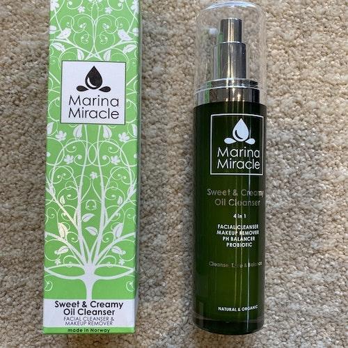 Marina Miracle Sweet & Creamy Oil Cleanser 110ml