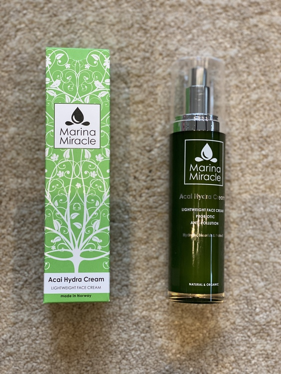 Marina Miracle Acai Hydra Cream 50ml