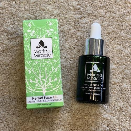 Marina Miracle Herbal Face Oil 28ml