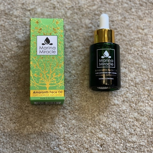 Marina Miracle Amaranth Face Oil 28ml