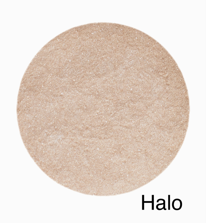 Mineral Eye Shadow, Halo