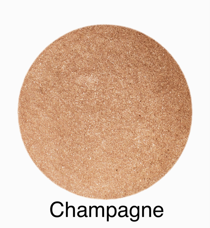 Mineral Eye Shadow, Champagne