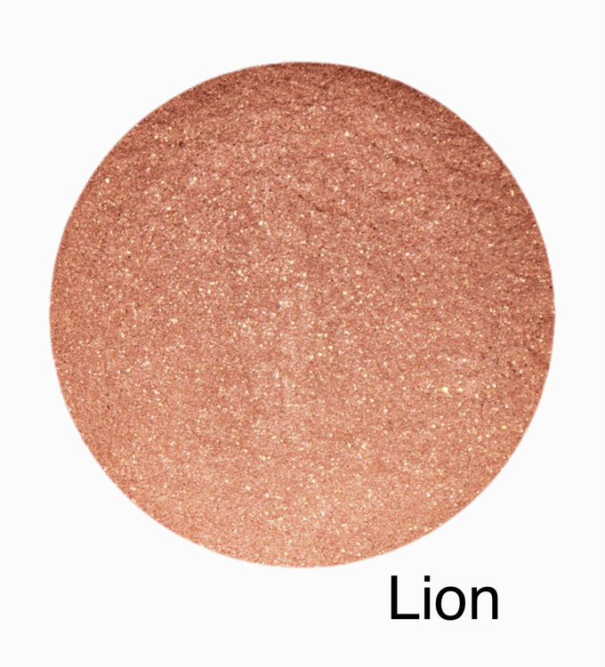 Mineral Eye Shadow, Lion