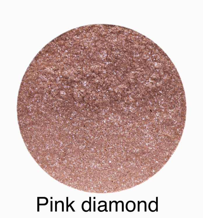 Mineral Eye Shadow, Pink Diamond