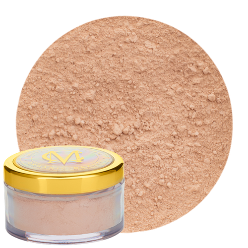 MINERAL FOUNDATIONS Linda Mae 03 – Light / Medium