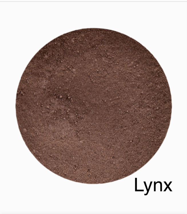 MINERAL ÖGONSKUGGOR, ÖGONBRYN Mineral Eye Brow/Shadow, Lynx