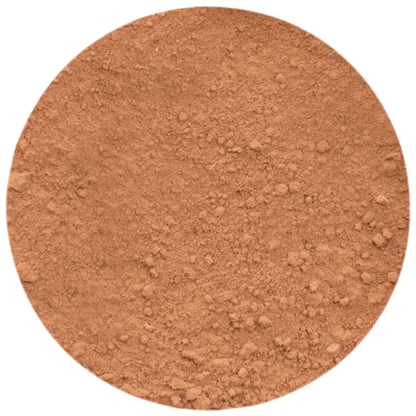 MINERAL FOUNDATIONS Daisy Day 08 – Tan / Dark