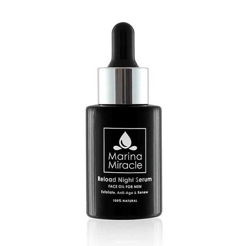 MARINA MIRACLE RELOAD NIGHT SERUM 28ML (Man)