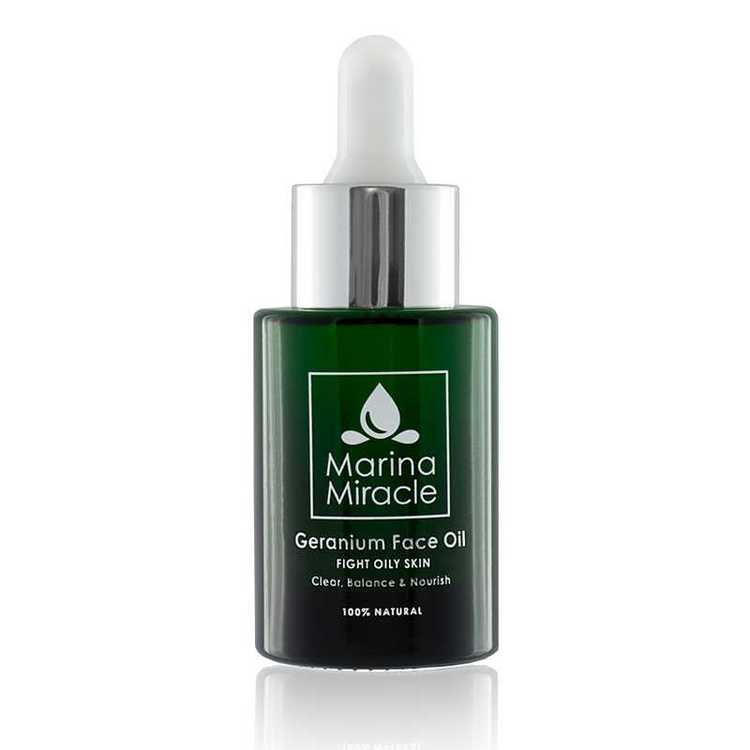 MARINA MIRACLE GERANIUM FACE OIL 28ML