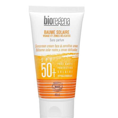 BIOREGENA SUNSCREEN BALM SPF50+ FACE 40ML