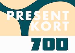 PRESENTKORT (700)