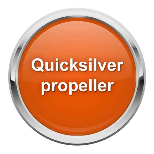 Quicksilver propeller - KANANMARIN