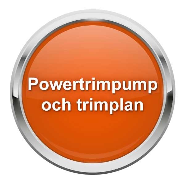 Powertrimpump och trimplan - KANANMARIN