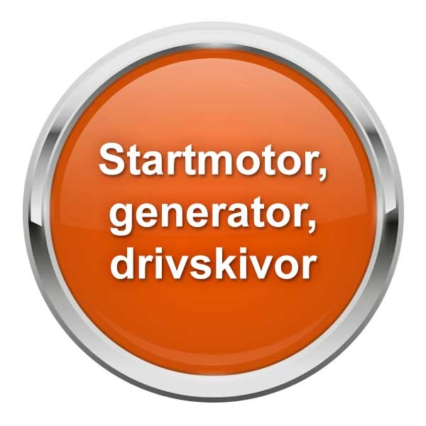 Startmotor, generator, drivskivor - KANANMARIN