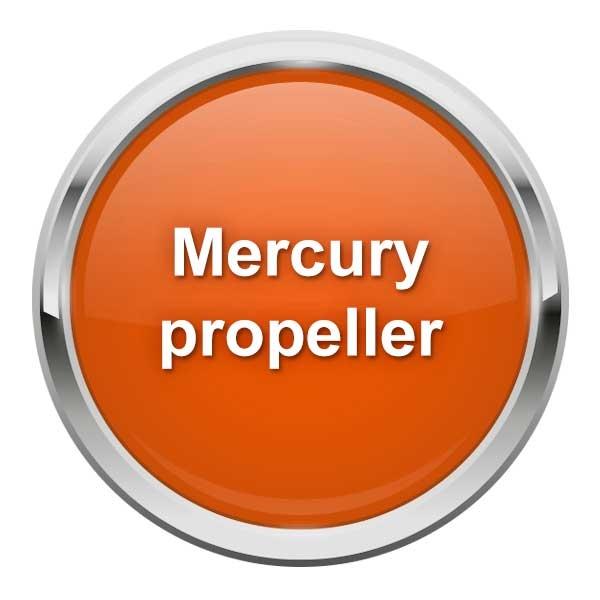 Mercury propeller - KANANMARIN