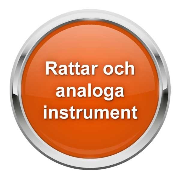 Rattar och analoga instrument - KANANMARIN