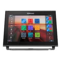Simrad GO12 ROW NOXD Med HDI givare Med/High/Down 9-pol inklusive installation