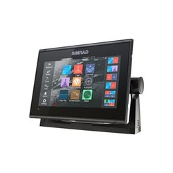Simrad GO9 XSE Med HDI Givare Med/High/Down  inklusive installation