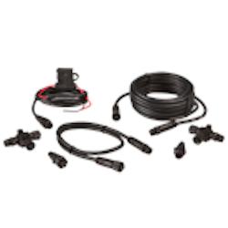 NMEA 2000 Starter kit för 4 vägs nätverk inkl joiner samt 15ft kablage inklusive installation