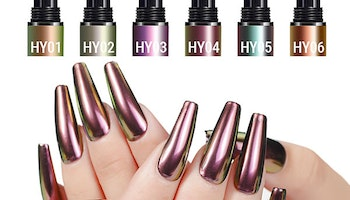 Holographic Chameleon Penna HY04