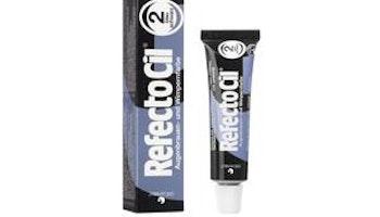 Fransfärg refectoCil Blåsvart