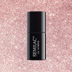 179 Semilac UV Hybrid  Midnight Samba 7ml.