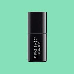 266 Semilac UV Hybrid PasTells Green 7ml