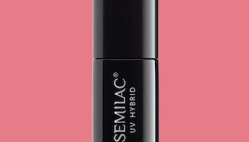 272 Semilac  PasTells #2 Powder Pink 7ml.