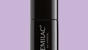 811 Semilac Extend base  -5in1- Pastel Lavender 7ml.