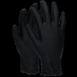Nitrilfria handskar Small 200st svarta