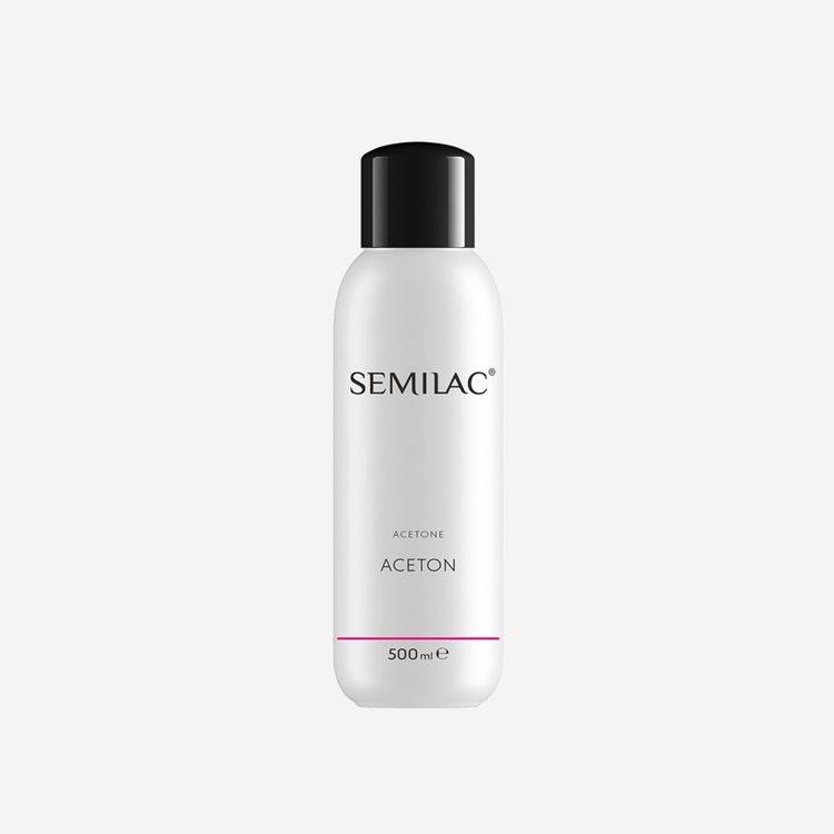Semilac Acetone 500ml.