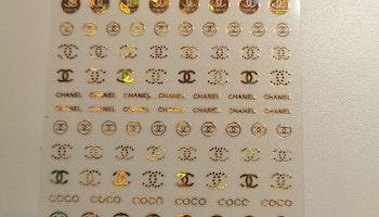 2000 Sticker Logo