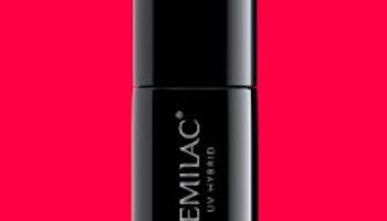 568 Semilac UV Hybrid NEON RUBY 7ml.