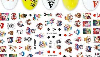 615 Joker Stickers